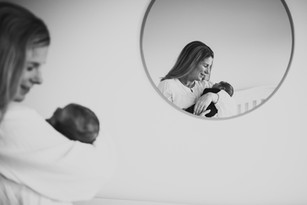 Newborn Session in Bensalem, PA