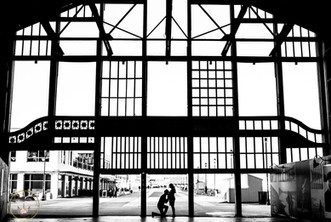 Maternity Session in Asbury Park, NJ
