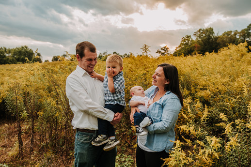 Family Session in Doylestown, PA