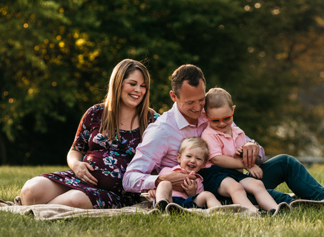 Maternity Session in Doylestown, PA