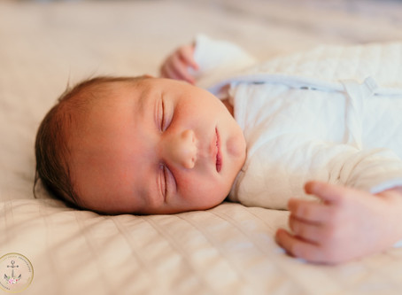 Newborn Session in Philadelphia, PA