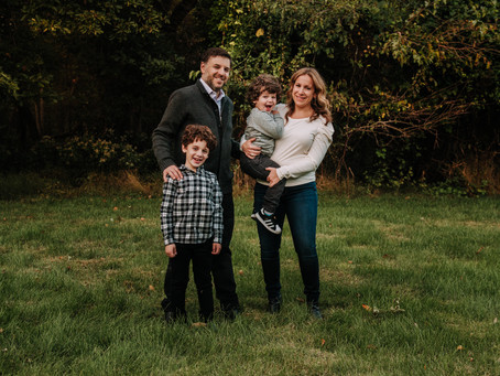 Family Session in New Hope, PA