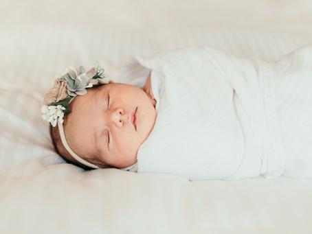 Newborn Session in Harleysville, PA