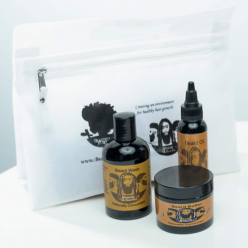 BB Beard Set (Travel Size)