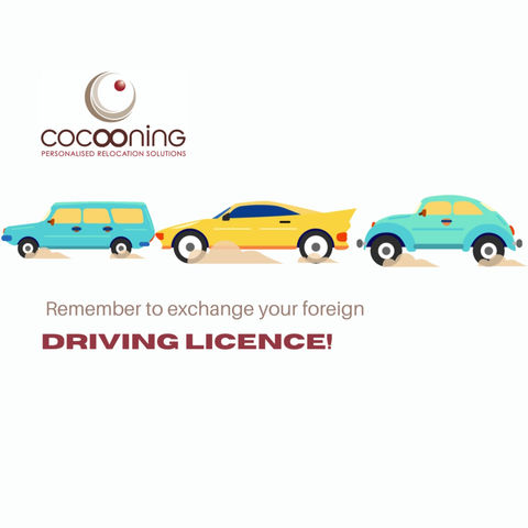 Practical tip – Driving licence exchange