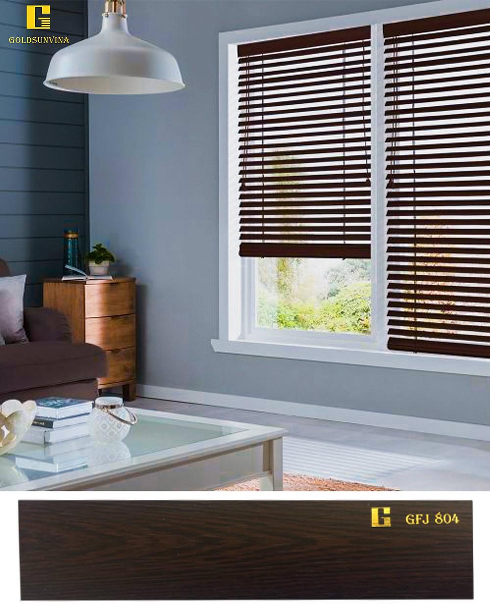 rèm gỗ laminate goldsunvina GFJ804