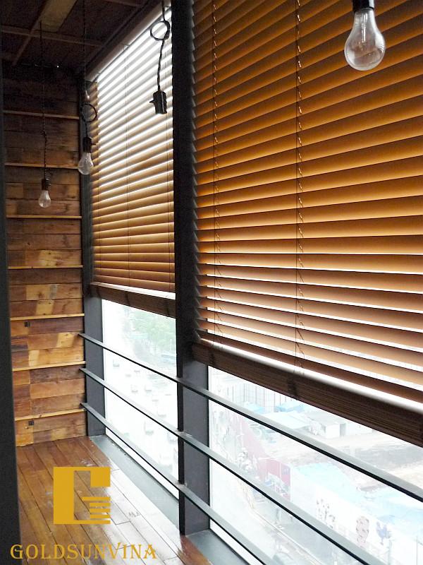 rèm gỗ tự nhiên goldsunvina