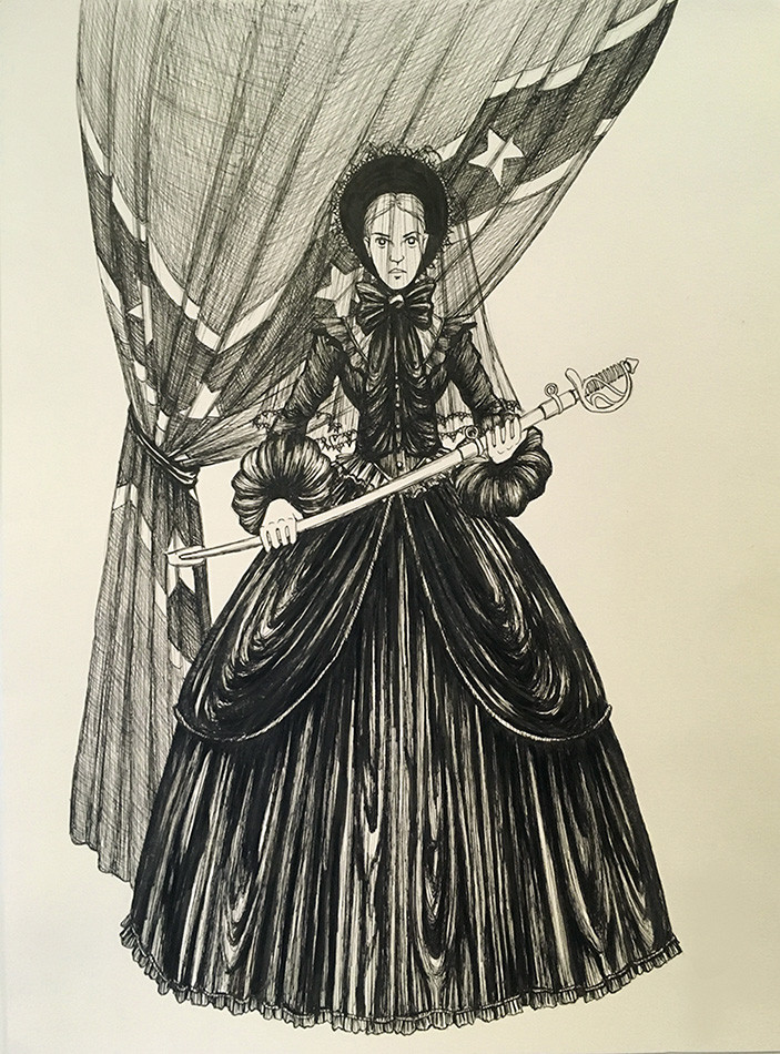 The Union Soldier's Widow