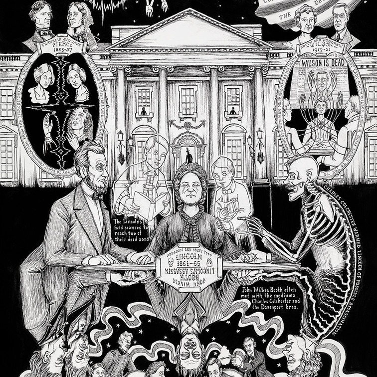 Spiritualists in the White House