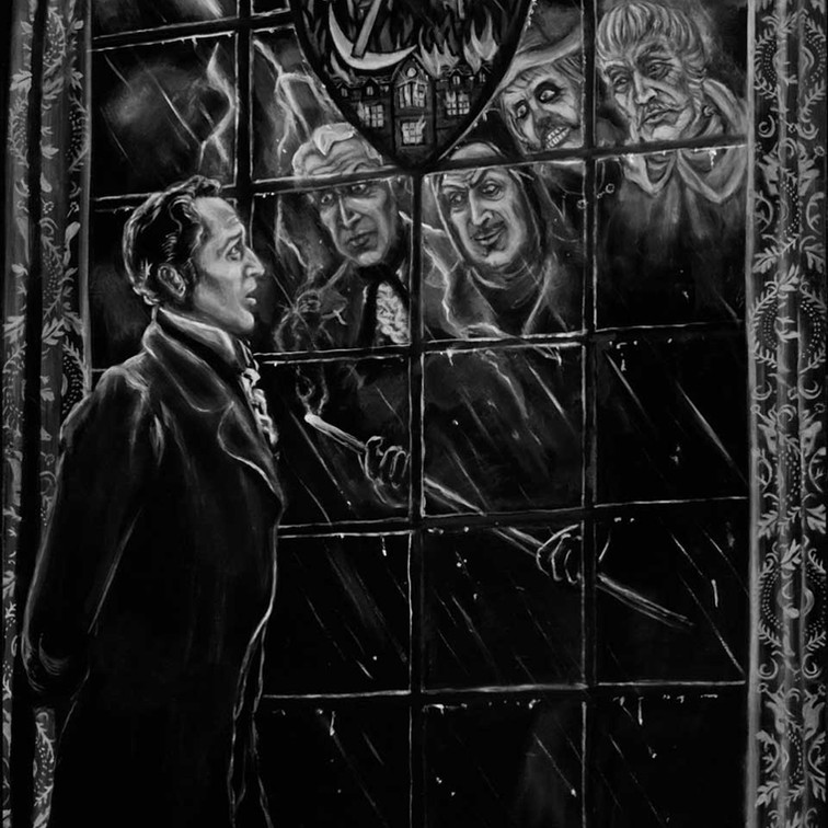 The View from Dragonwyck (Vincent Price)