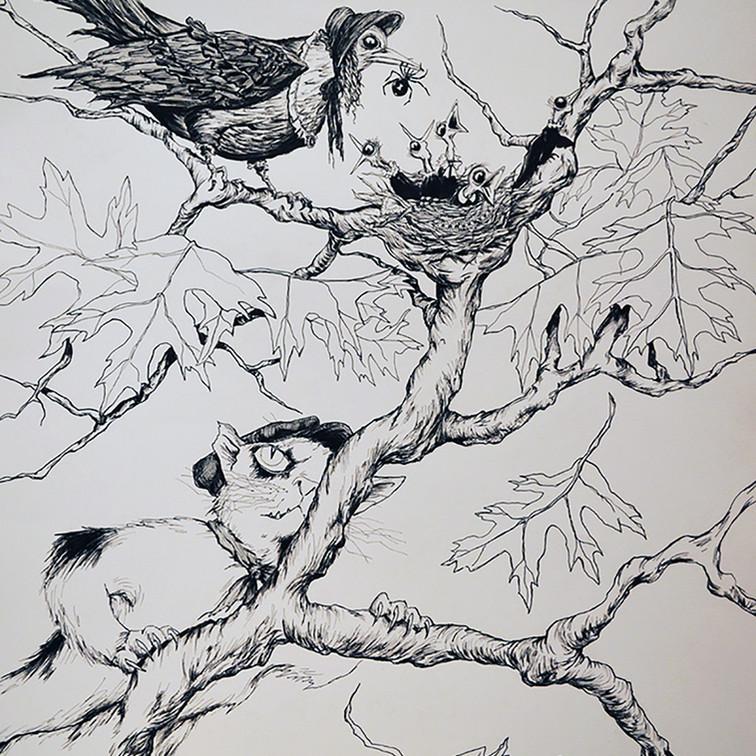 Birds in Danger