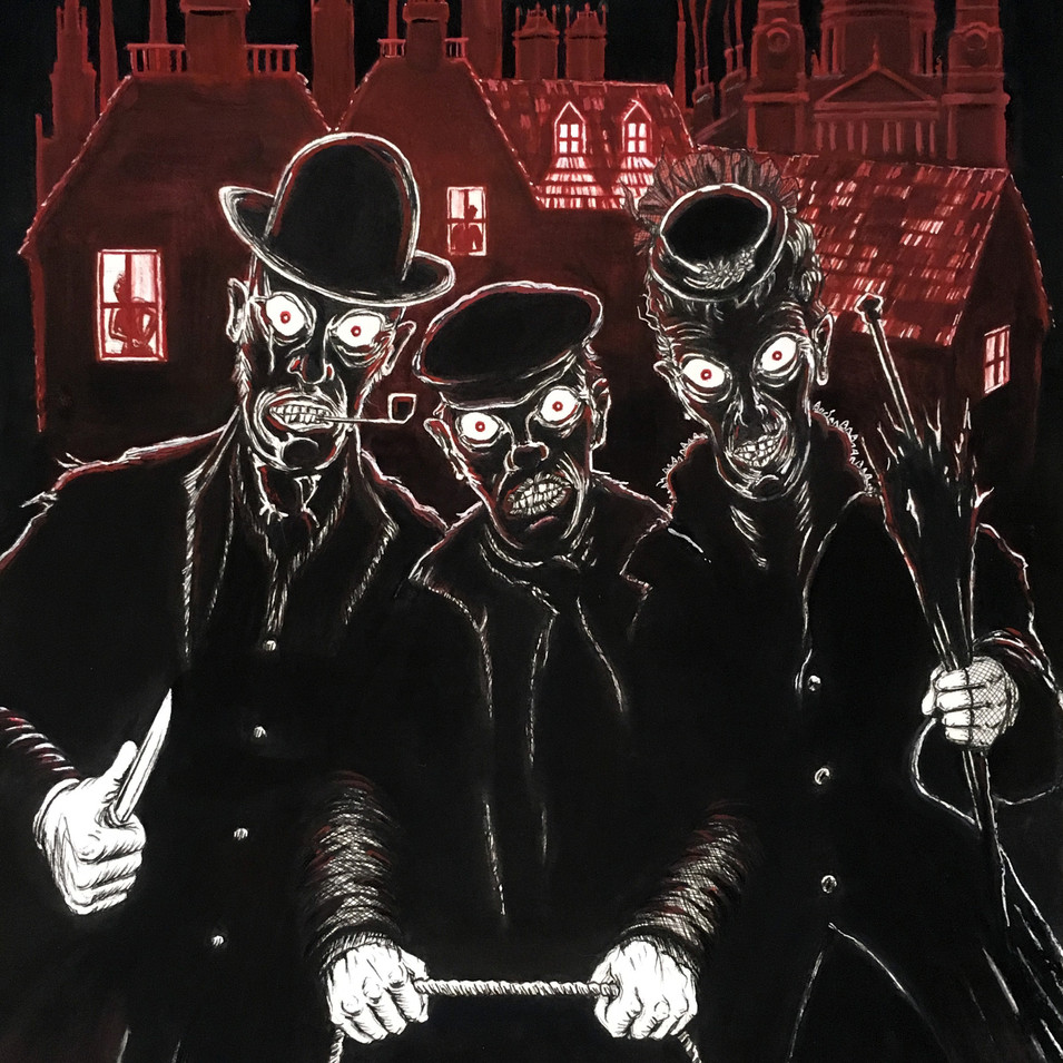 Thugs of Victorian London