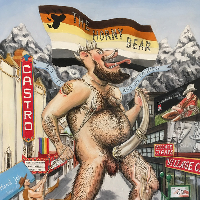 The Horny Bear