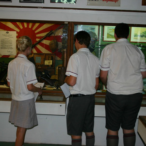 Exploring some of our past including foes such as Imperial Japan
