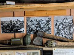 WW1 Trench Clubs