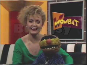 Wombat CH 7 Kid's TV show of the 1980's
