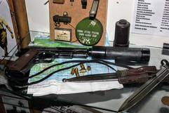 Z Force silenced pistol