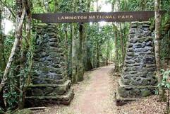 Lamington National Park