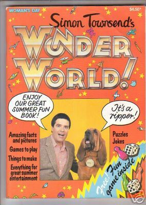 Wonder World famous kid's show of the 1980's