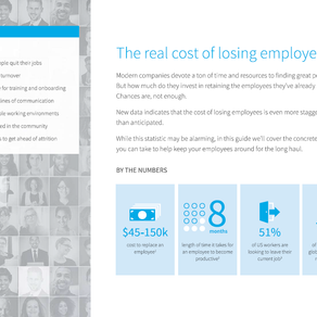 Win the war on staff Turnover