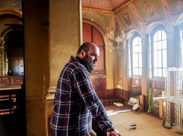 Portrait photo de M. le Directeur du Conservatoire de Musique de Marseille
