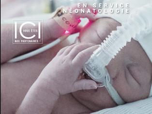 Passeport Néonatologie. Un guide précieux de 32 pages pour tout savoir quand on arrive dans le service des prématurés... Salutaire et indispensable, pour les parents et les bébés !