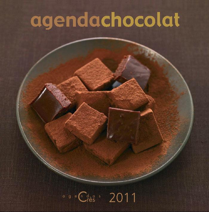 LIVRE / AGENDA... Chocolat