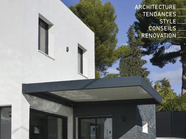 Les Maisons du Soleil_ Déjà le Magazine n°3 : 32 pages de pure beauté architecturale !