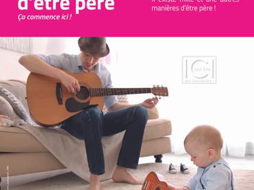 HOPITAL SAINT JOSEPH_Affiches Plexi 80x60cm_Pole Parents Enfants_Démarche IHAB