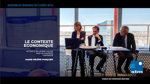 STM _ Synthèse de l'AG 2019