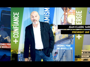 Union Maritime et Fluviale_ Clip des Voeux 2020 du nouveau Président (qui a un bel accent chantant)