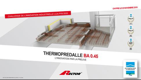 Outil multimedia Thermopredalle BA 0.45
