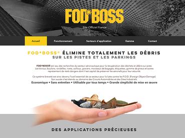 Site Fod*Boss... Pour les petites roues sensibles des navions...