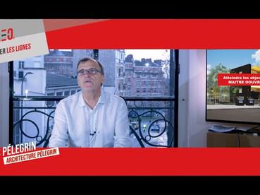 RECTOR_Serie de 5 entretiens vidéo de grands témoins sur l'innovation Plancher-Dalle... Le point de vue de l'architecte