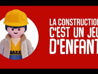 """Le système constructif préfabriqué """"Caméléo"""" de Rector vu par JR... Chef de chantier déjanté"""