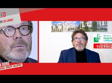 RECTOR_Serie de 5 entretiens vidéo de grands témoins sur l'innovation Plancher-Dalle... Le point de vue du maitre d'ouvrage
