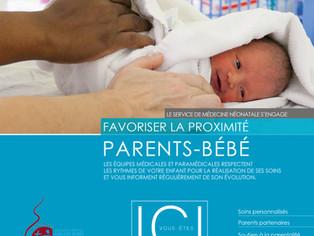 Affiches Plexi 60x60cm_Pole Parents Enfants St Joseph _ Affiches IHAB