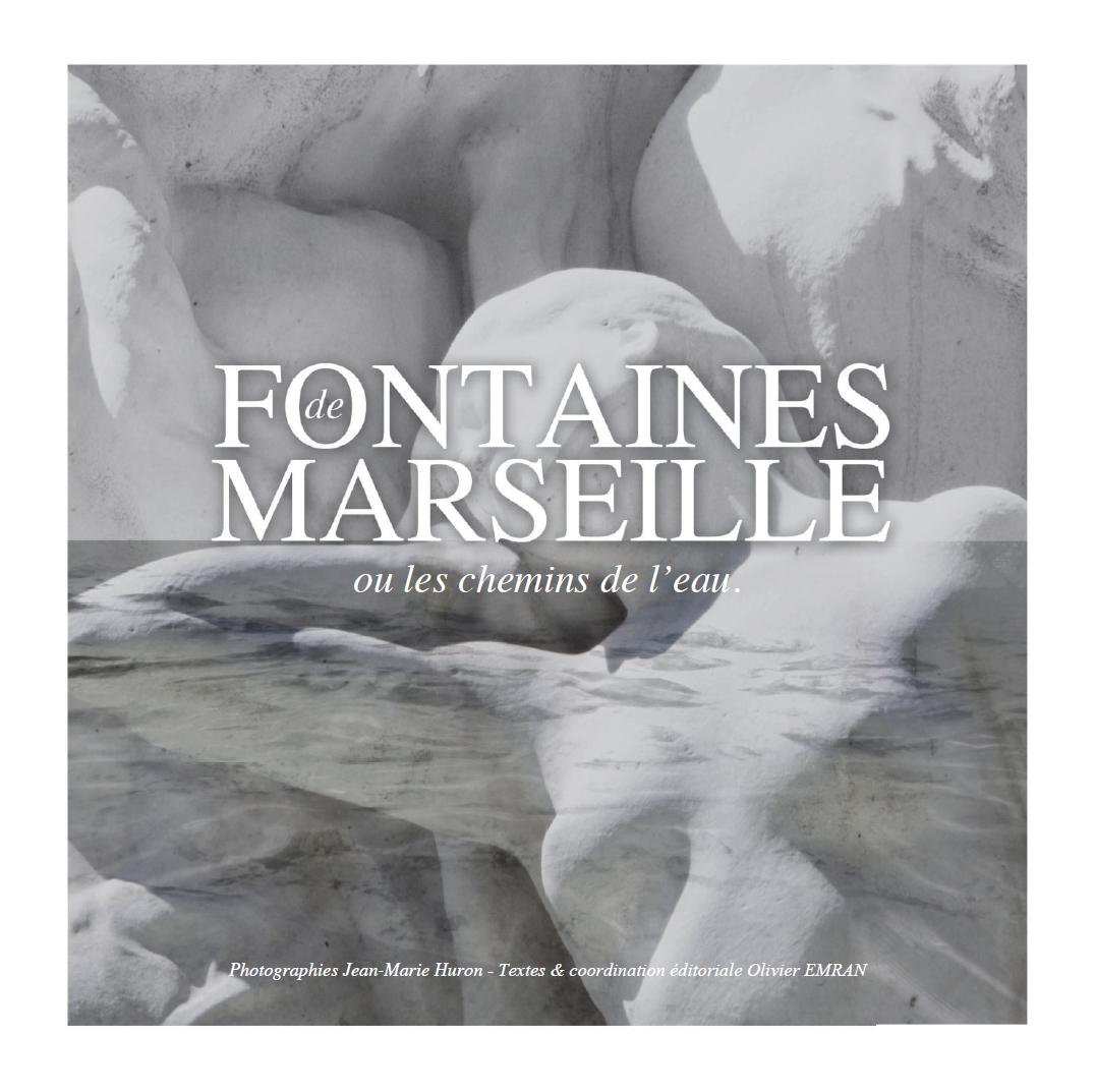 LIVRE. Fontaines de Marseille