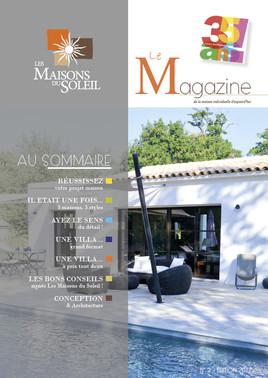 Magazine 40 pages né en janvier 2017