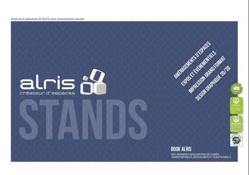 ALRIS_ Dossier de réalisations STANDS