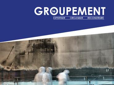 LE GROUPEMENT_Salon AMRAE_Plaquette 2 volets