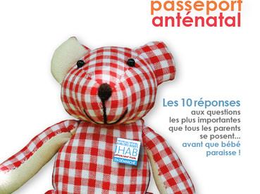 Hopital Saint Joseph_ Un Passeport Anténatal très utile pour toutes les mamans qui vont bientôt avoir leur 1er enfant...