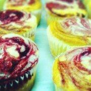 Raspberry Swirl