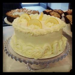 """Lemon Cake 8"""""""