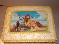Lion Kind Cake