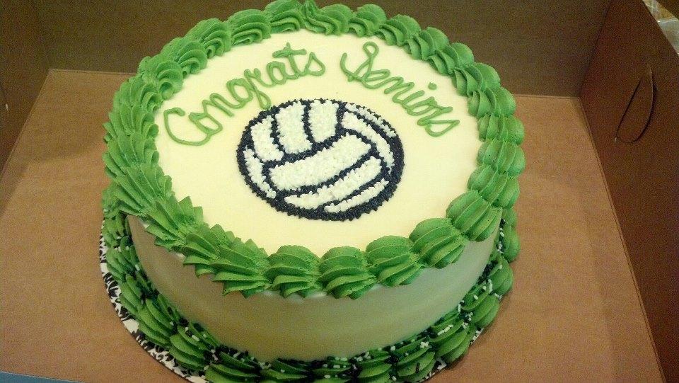 High School Cake