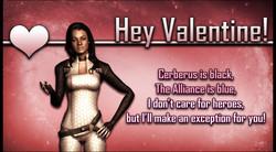 Miranda Mass Effect Valentine