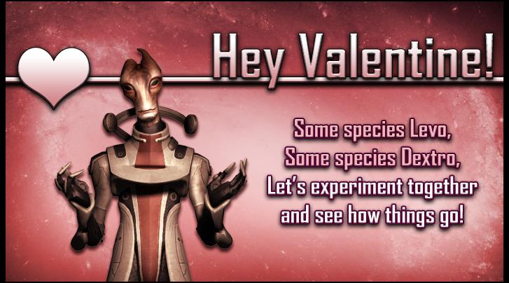 Mordin Mass Effect Valentine