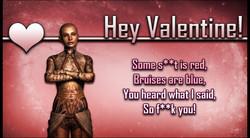 Jack Mass Effect Valentine