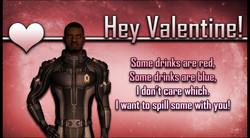 Jacob Mass Effect Valentine